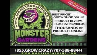 Gambar cover GROW ROOM SUPPLIES | MONSTERGARDENS.COM ONLINE | HYDRO STORE | Discount Hydroponics Supplies