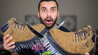 MOST DANGEROUS SHOE MOD OF ALL TIME!!! (EXTREME SHOE MOD!!)