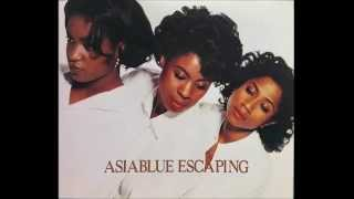 Asia Blue - Escaping - Cool Blue Mix - With lyric