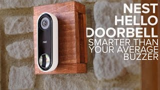 Nest Hello video doorbell review