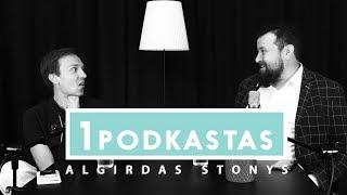 1K PODKASTAS: ALGIRDAS STONYS (TELESOFTAS)