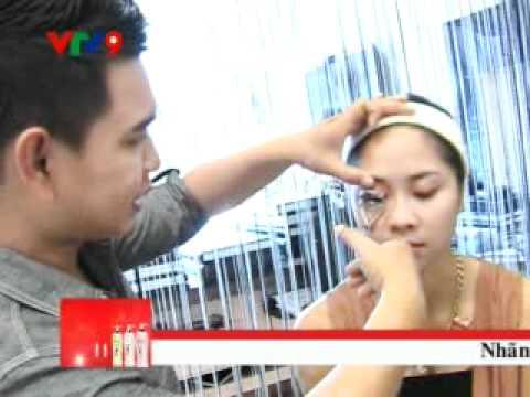 Make up Huỳnh Lợi hướng dẫn trang điểm ngày Xuân cùng mỹ phẩm Asami