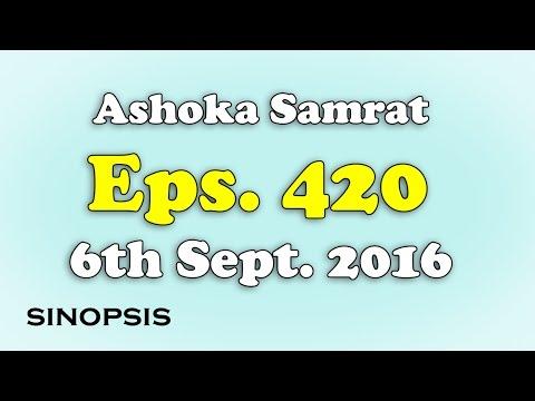Chakravartin Ashoka Samrat Eps 420- 6th September 2016 | Sinopsis