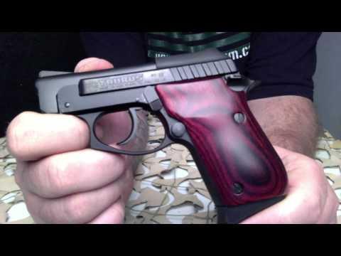 Taurus PT22 22lr Semi-Auto Tip Up Barrel Compact Pistol - Texas Gun Blog
