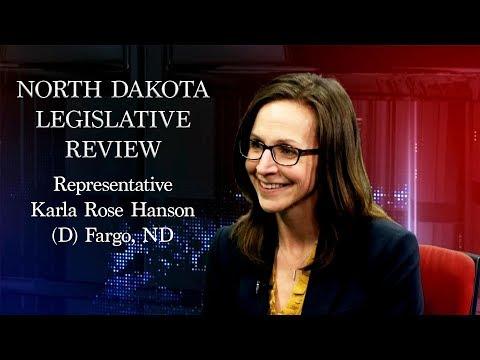 North Dakota Legislative Review 1908
