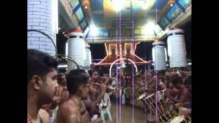 Thrupunithura Vrishcikothsavam 2011 - Panchari Melam - 5th Stage Full