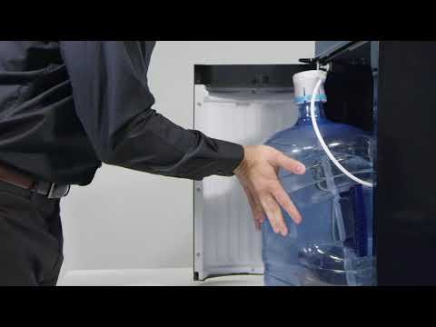 Avalon Bottom Loading Water Coolers - Set Up/Heating Cooling