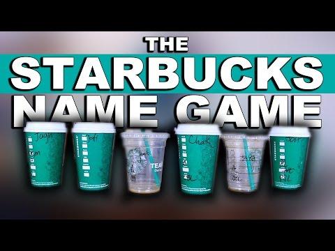 THE STARBUCKS NAME GAME (JackAsk #73)