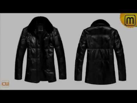 Бесплатные кожаные куртки мужские и женские 1