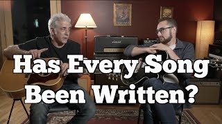 Has Every Song Been Written?