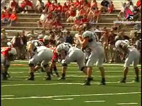 Ball State Vs. Central Michigan : Football Highlight