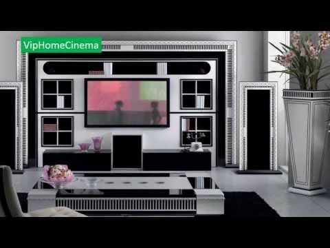Тумба под телевизор в зале. Современные виды тумбочек
