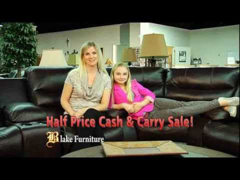 2013 Half Price Sale At Blake Furniture Youtube