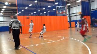 AYBA National Championship Game 2014 7th Grade