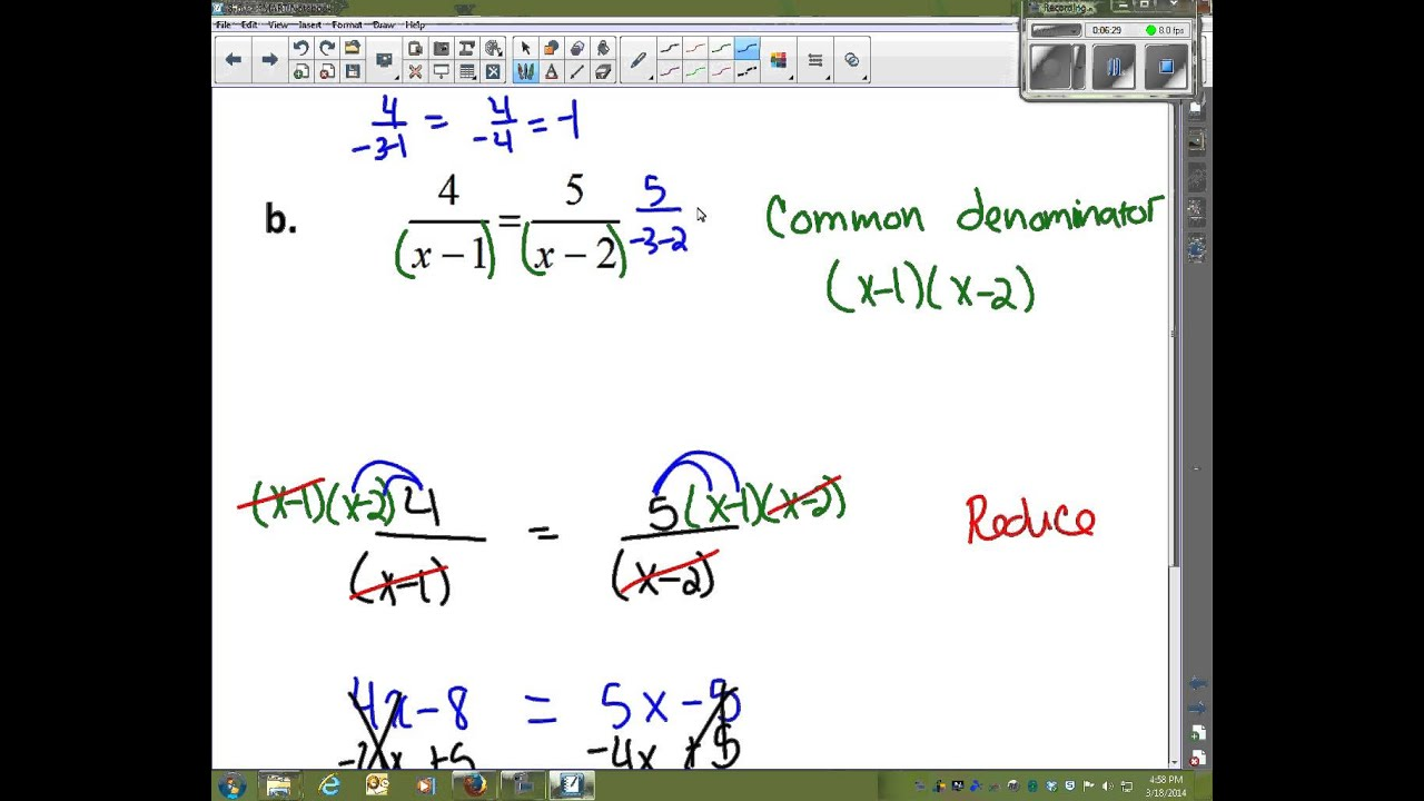 Algebra 1 lesson 8 6 answers