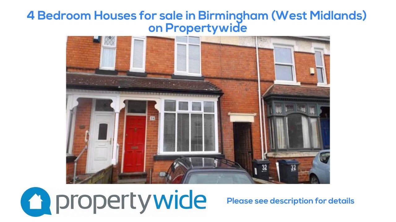 4 bedroom houses for sale in birmingham west midlands on