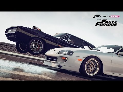 Forza Horizon 2 - Official Fast & Furious 7 DLC Launch Trailer (2015) Xbox One Game HD