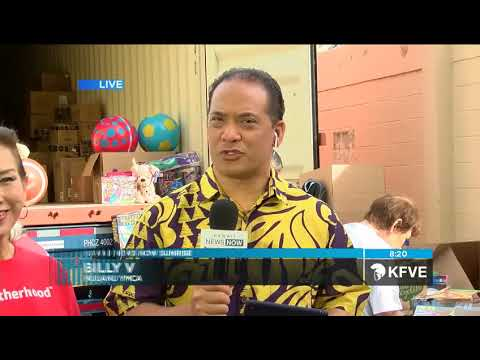 Kokua for Houston's Keiki  - Media Coverage  09.15.17 (Hawaii News Now)