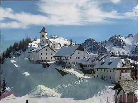 Az Alpok tájai
