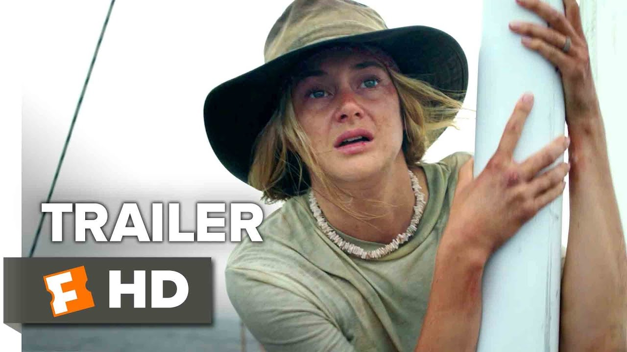 Adrift Trailer 1 2018 Movieclips Trailers Youtube