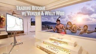Trading Bitcoin w/ Venzen & Willy Woo - Bear Market?