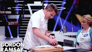 Download Gordon Ramsay Demonstrates Key Cooking Skills Mp3 and Videos