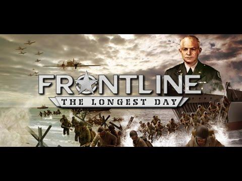 Обзор (Review) Frontline: The Longest Day.
