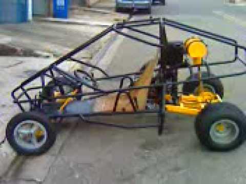 Kart Cross Crivelari Com Motor Rd 135cc Igni O