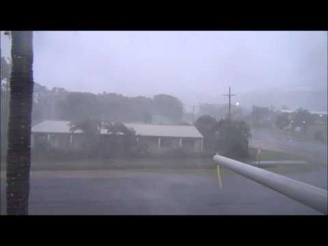 Tropical Cyclone Ita Outer Eyewall - Cooktown