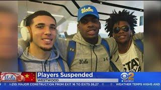 President Trump Responds To UCLA Players' Apologies