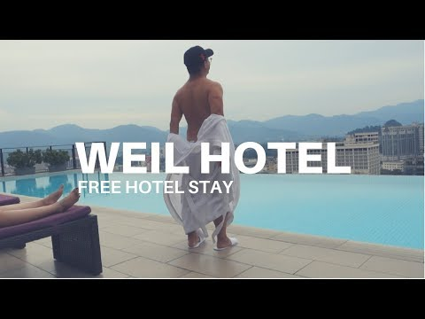 WEIL HOTEL FREE STAY!!! (Ipoh Vlog Part 1)
