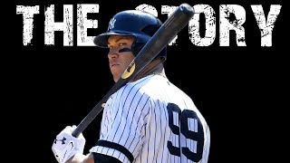 Aaron Judge New York Yankees | The Story