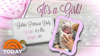 Carson Daly Updates Us On New Baby Goldie And How Siri Is Doing: See The Pics | TODAY