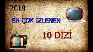 En Çok İzlenen 10 Dizi 2018   Türkiye
