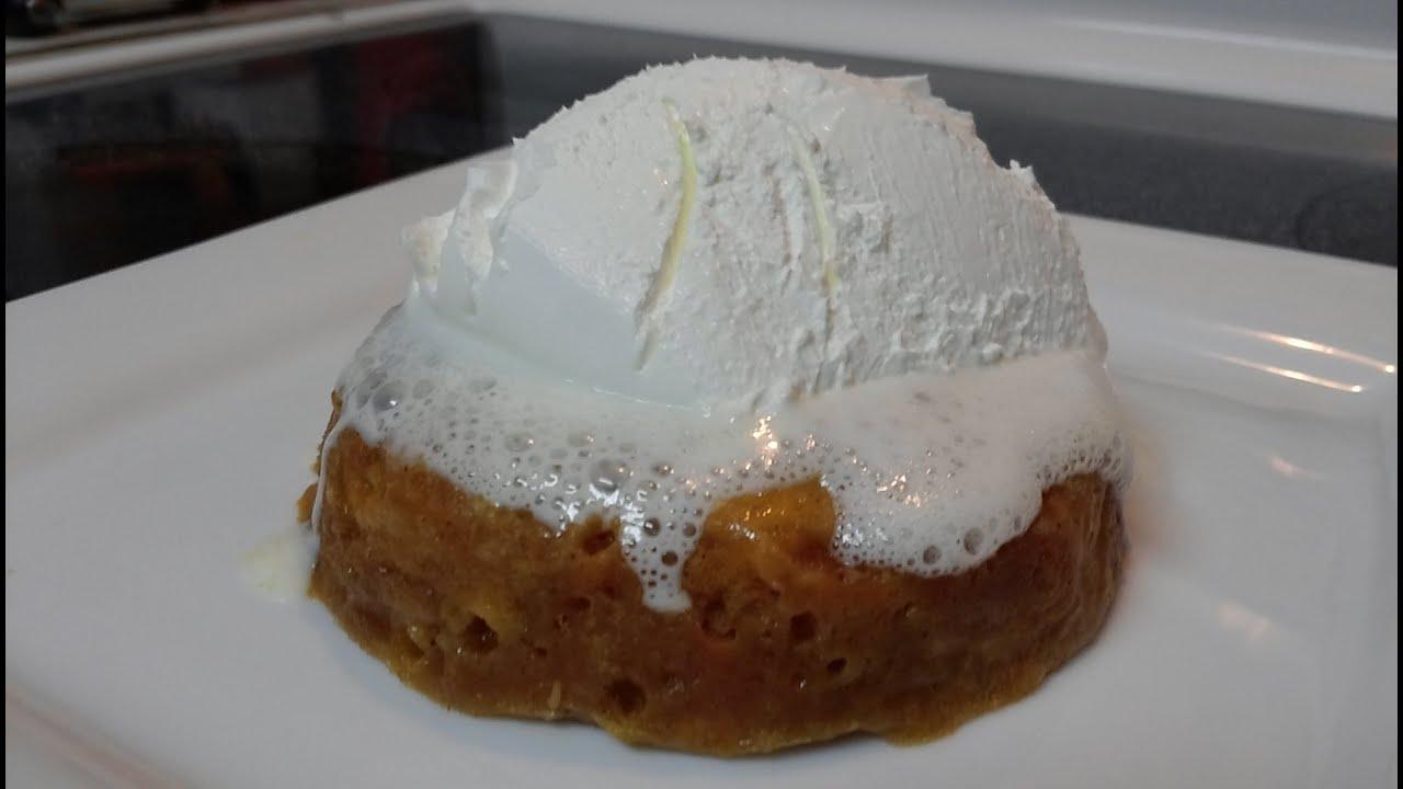 Stone Wave Dessert Recipes Stone Wave 1 Minute Pumpkin Cake Youtube