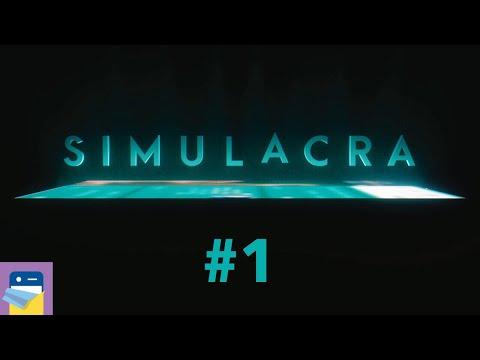SIMULACRA: iOS iPhone Gameplay Walkthrough Part 1 (by Kaigan Games)