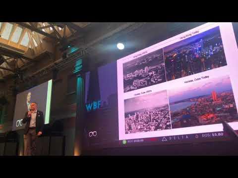 Roger Ver (CEO of Bitcoin.com) Talks Bitcoin Cash & Economic Freedom - WBF London 2018
