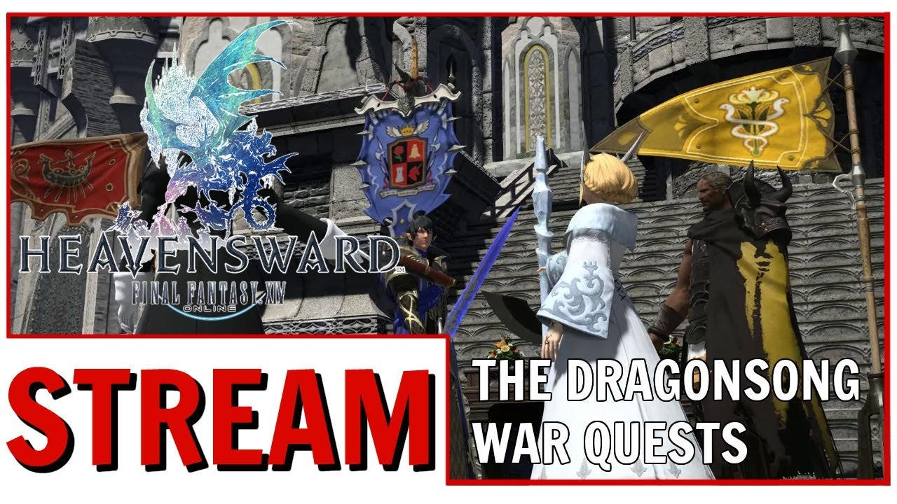 Final Fantasy XIV: Onward To Stormblood | Road To Shadowbringers