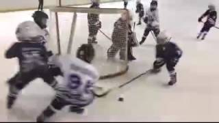 Детский турнир по хоккею в Ванино посвященный памяти Геннадия Цыганкова.
