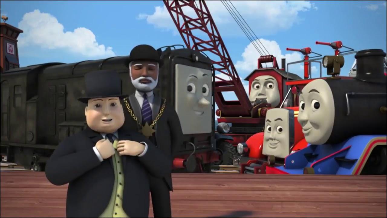 Thomas and Friends - Season 19 Episode 25 - Wild Water Rescue.mp4 ...