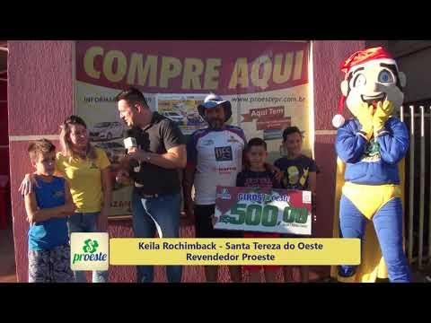 Isaac Galdino Giro Proeste 22.12.2019 - Santa Tereza do Oeste