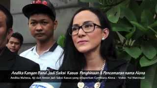 Download Video Andika Mahesa Jadi Saksi Kasus Yang di Laporkan Cynthiara Alona MP3 3GP MP4