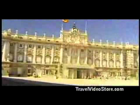Испания, Мадрид. Королевский Дворец.