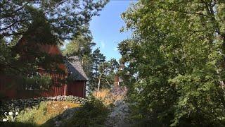 Helsinki, Seurasaari / Сеурасаари, остров-музей (Хельсинки)
