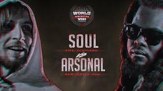 Gambar cover KOTD - Arsonal vs Soul   #WD8