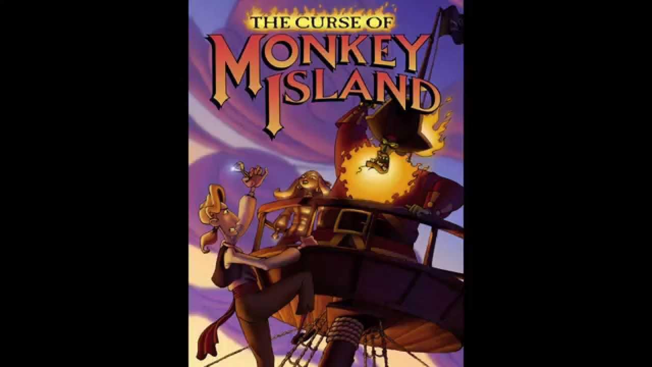 The Curse of Monkey Island - Full Soundtrack