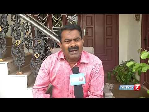 Seeman talks about Fidel Castro | News7 Tamil