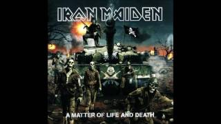 Iron Maiden - For The Greater Good Of God (HQ)