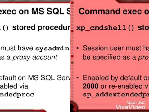 Advanced-sql-injection-to-operating-system Full Control
