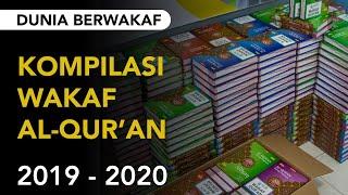 Kompilasi Distribusi Wakaf Qur'an Global Ehsan Relief 2019-2020